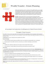 wealth transfer estate planning