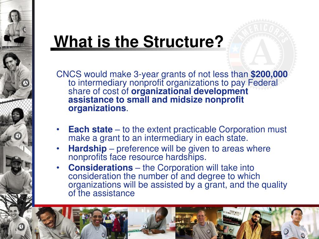 What is the Structure?