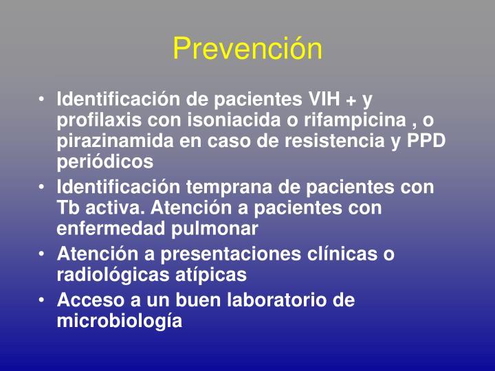 Prevención