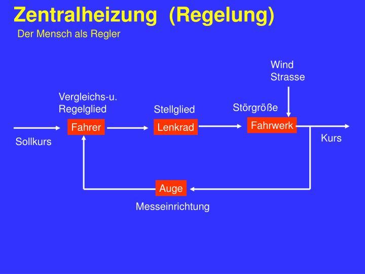 Zentralheizung  (Regelung)