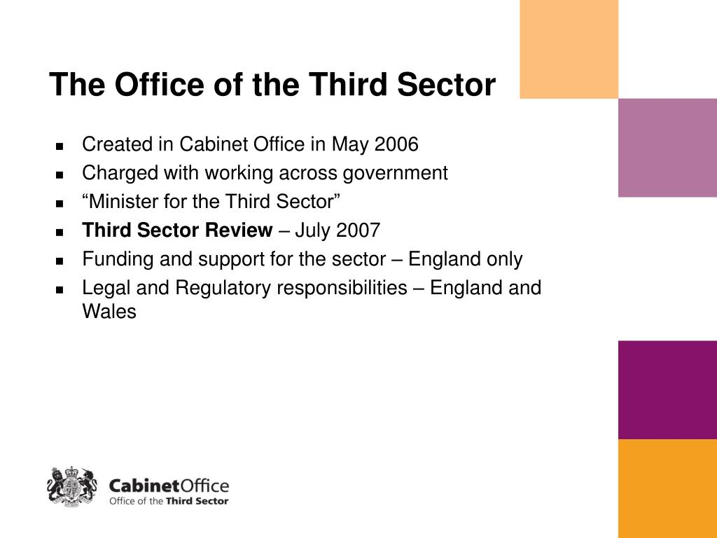 The Office of the Third Sector