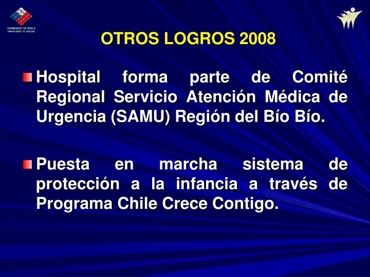 Hospital forma parte de Comité Regional Servicio Atención Médica de Urgencia (SAMU) Región del Bío Bío.