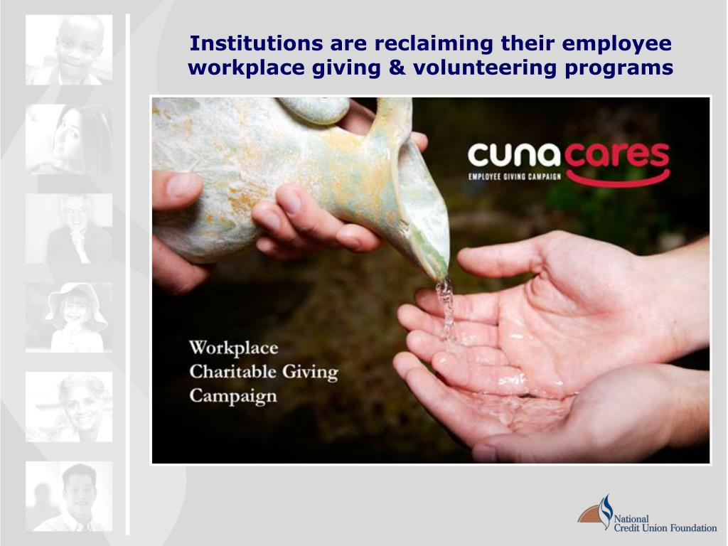 Institutions are reclaiming their employee