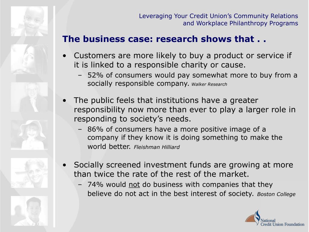 Leveraging Your Credit Union's Community Relations