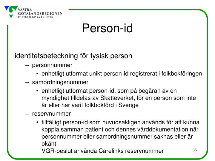 Person-id