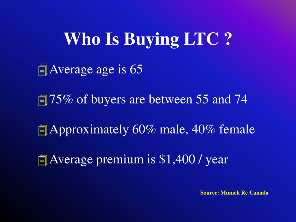 Who Is Buying LTC ?