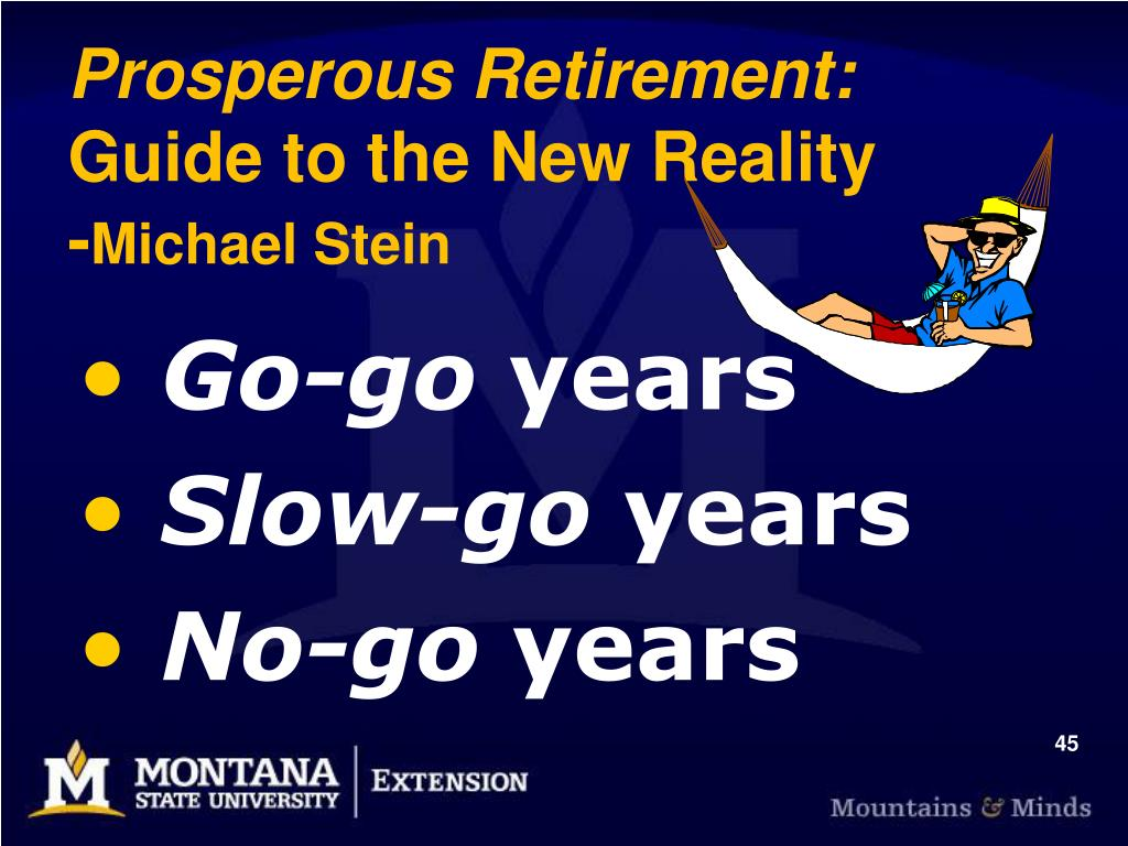 Prosperous Retirement: