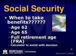 social security55