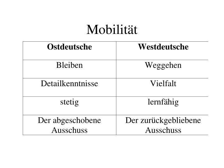 Mobilitt
