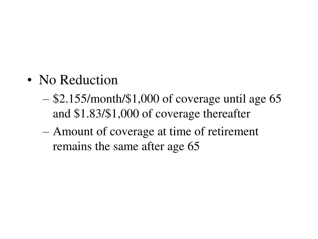 No Reduction