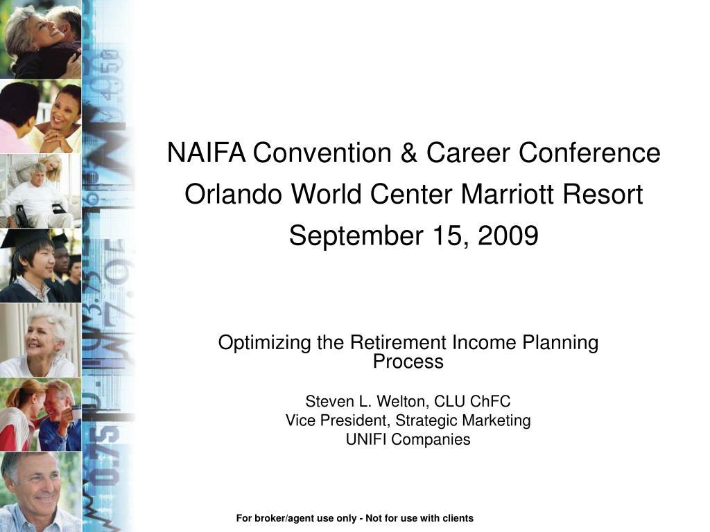 NAIFA Convention & Career Conference
