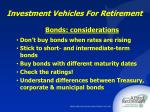 investment vehicles for retirement17