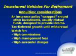 investment vehicles for retirement19
