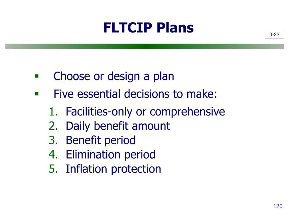 FLTCIP Plans