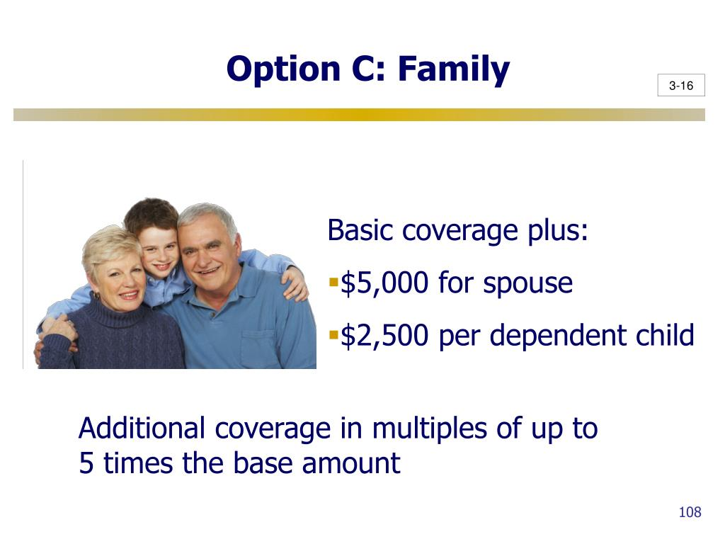 Option C: Family