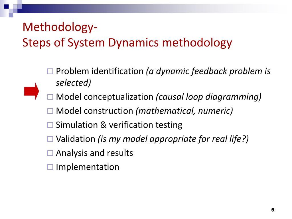 Methodology-