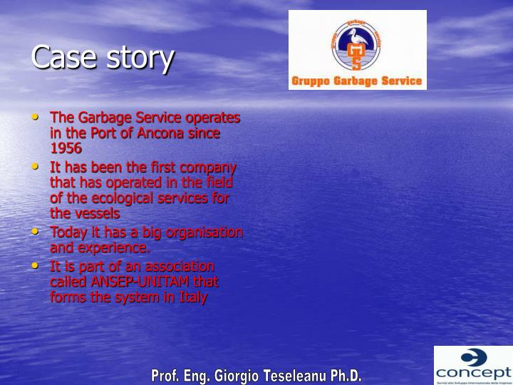 Case story