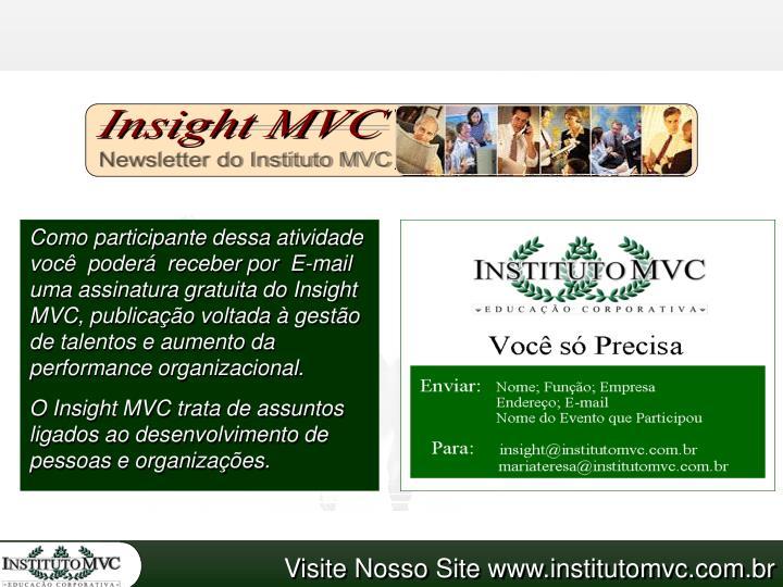Insight MVC