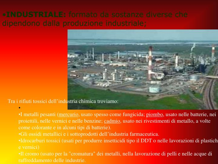 INDUSTRIALE: