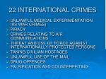 22 international crimes1