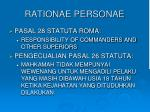 rationae personae1