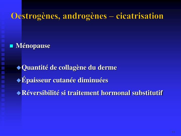 Oestrogènes