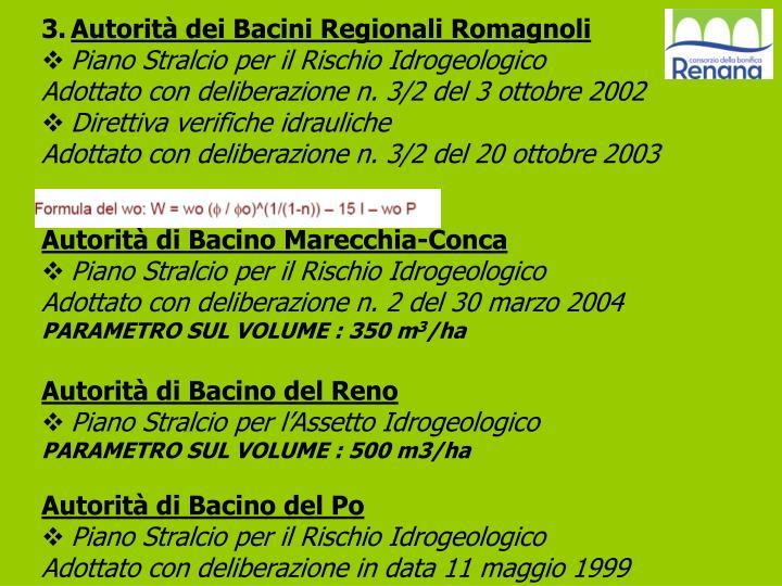 Autorità dei Bacini Regionali Romagnoli