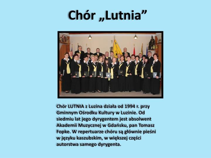 "Chór ""Lutnia"""