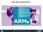 join the momentum