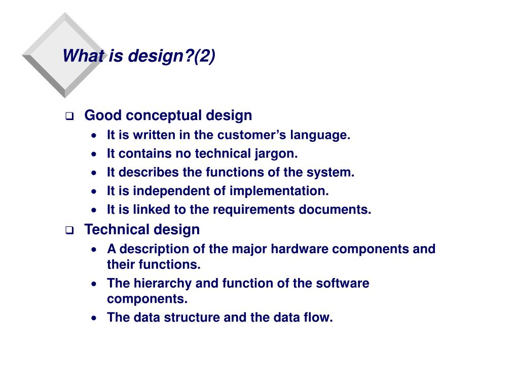 What is design?(2)
