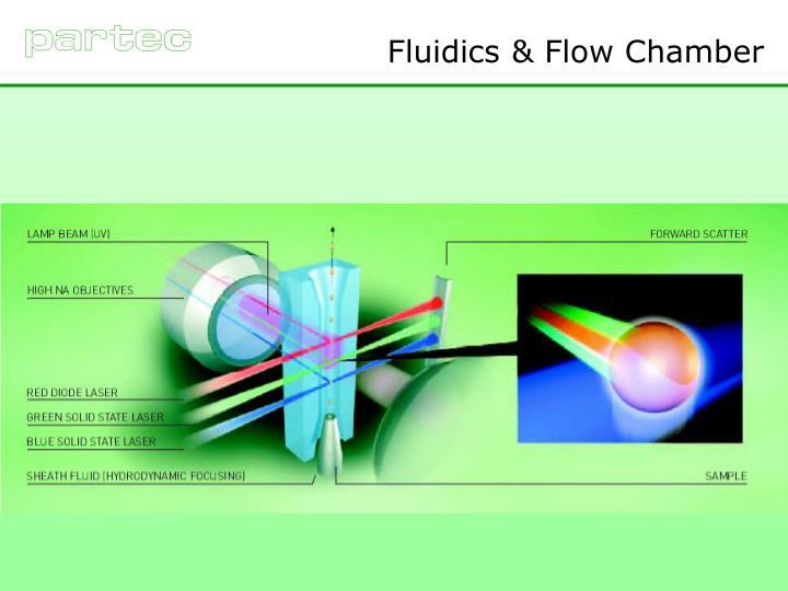 Fluidics & Flow Chamber