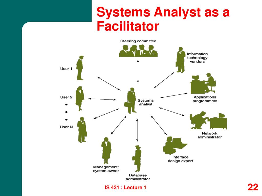 Systems Analyst as a Facilitator