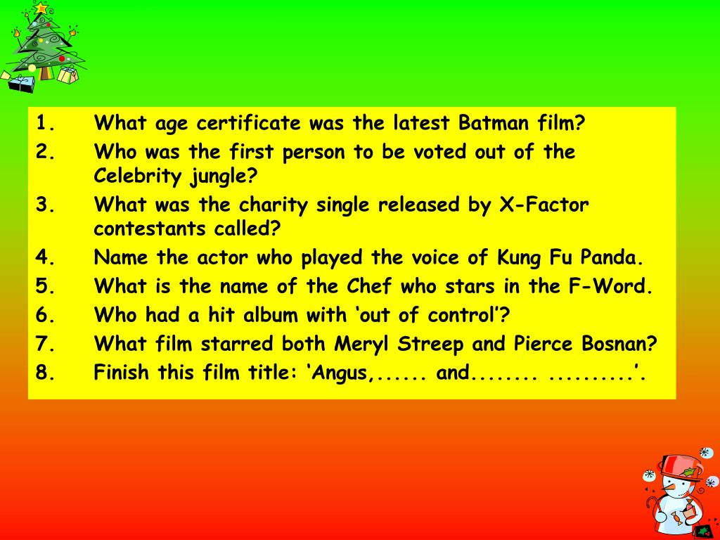What age certificate was the latest Batman film?