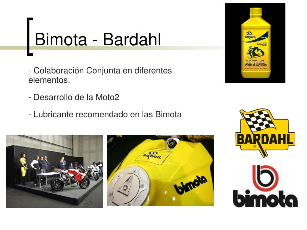 Bimota - Bardahl