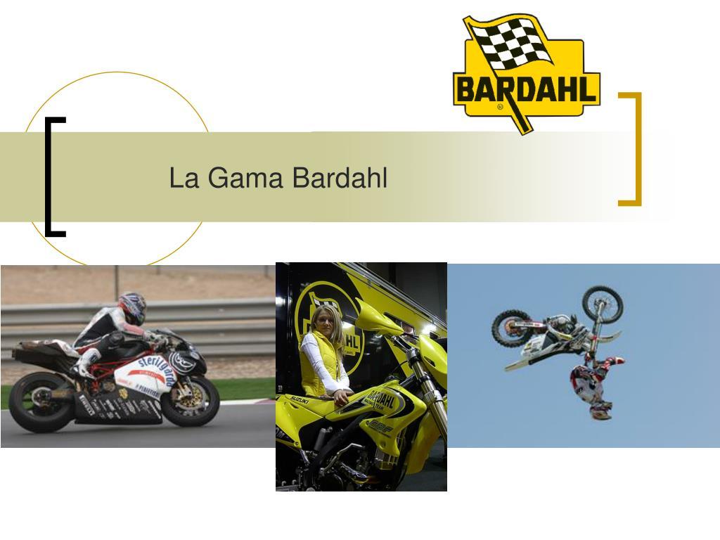 La Gama Bardahl