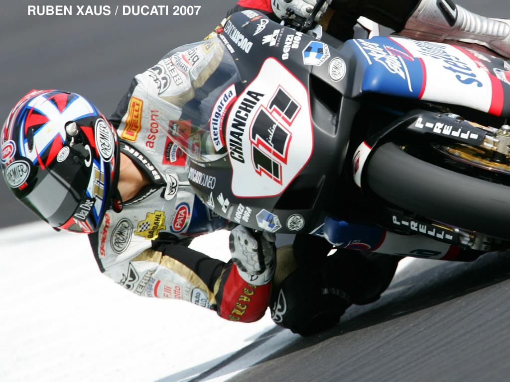 RUBEN XAUS / DUCATI 2007
