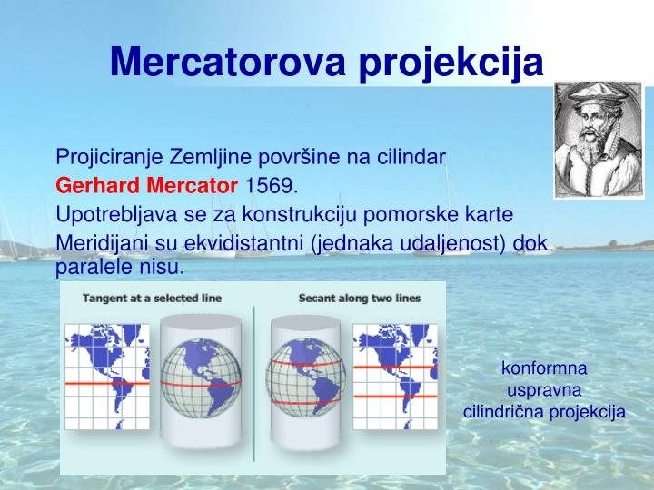 Mercatorova projekcija