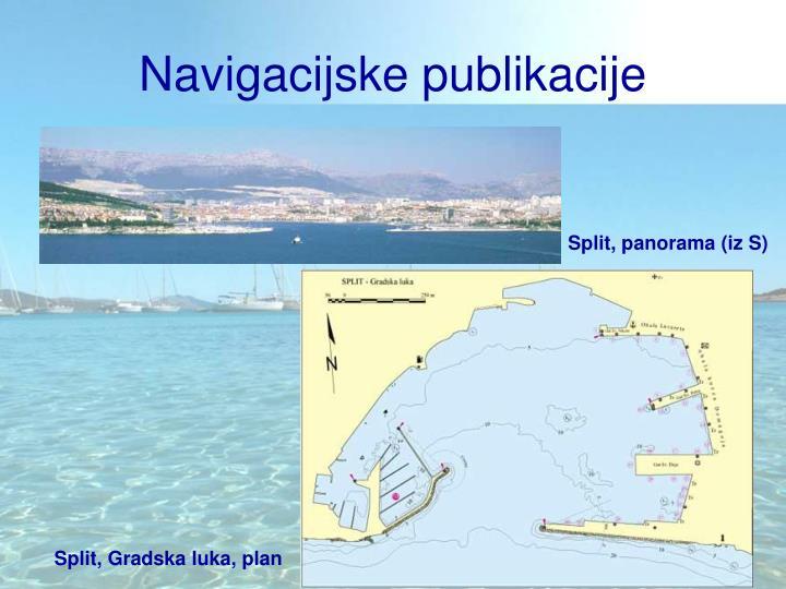 Navigacijske publikacije