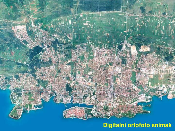Digitalni ortofoto snimak