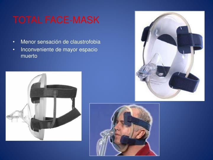 TOTAL FACE-MASK