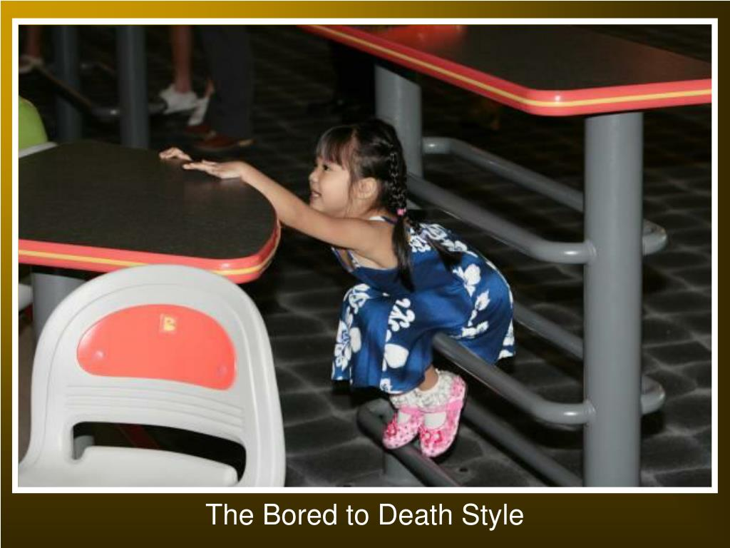 The Bored to Death Style