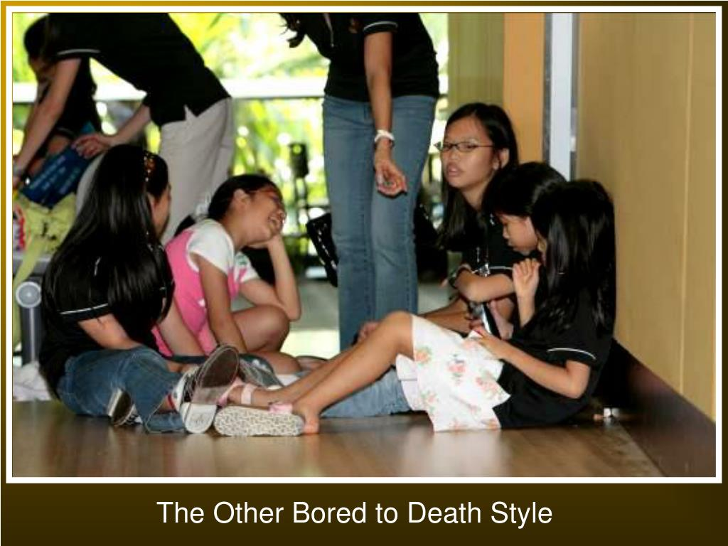 The Other Bored to Death Style