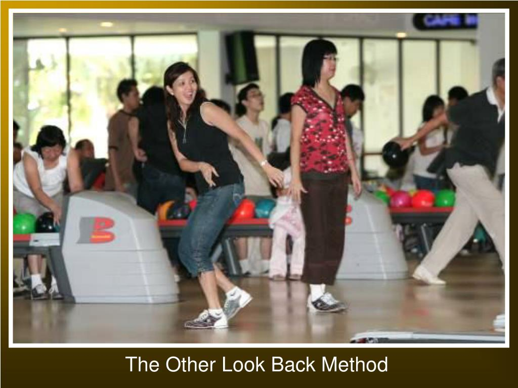 The Other Look Back Method