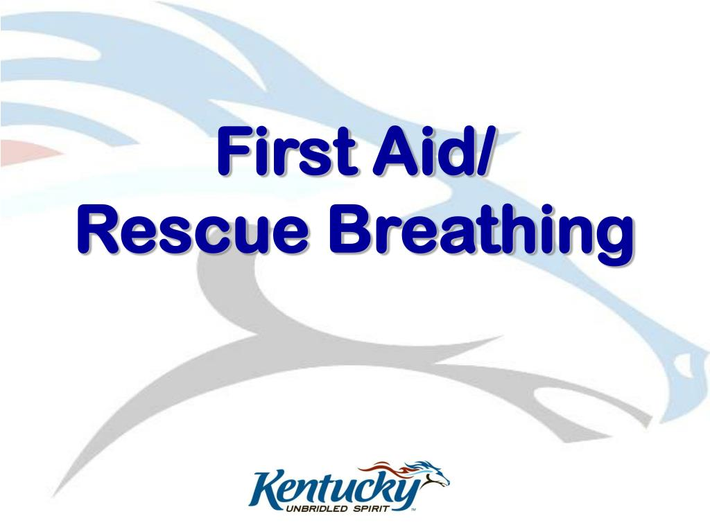 First Aid/