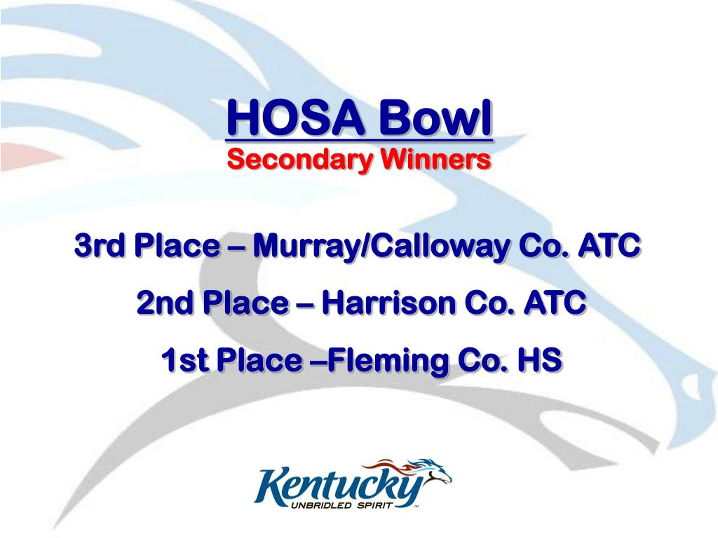 HOSA Bowl