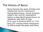 the history of bocce8
