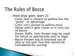 the rules of bocce18