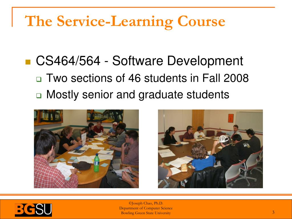 The Service-Learning Course