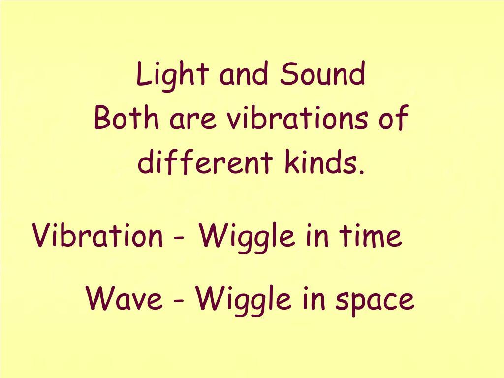 Vibration -