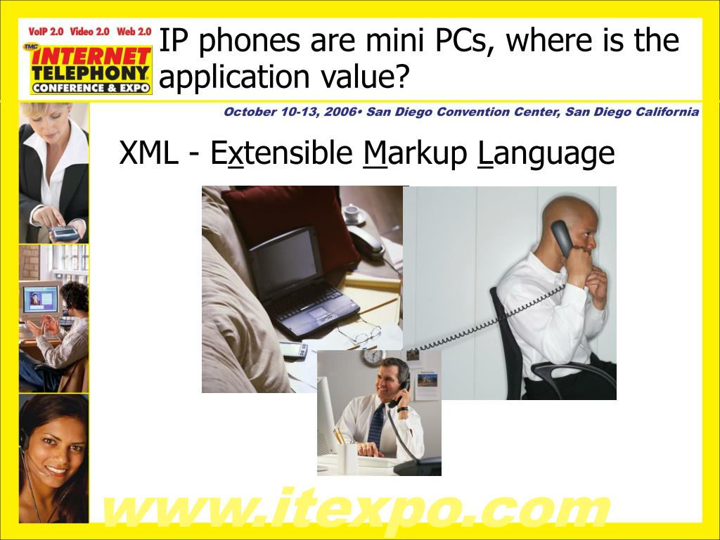 IP phones are mini PCs, where is the application value?